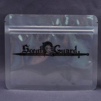 Scent Guard Reclosable Zip Bags