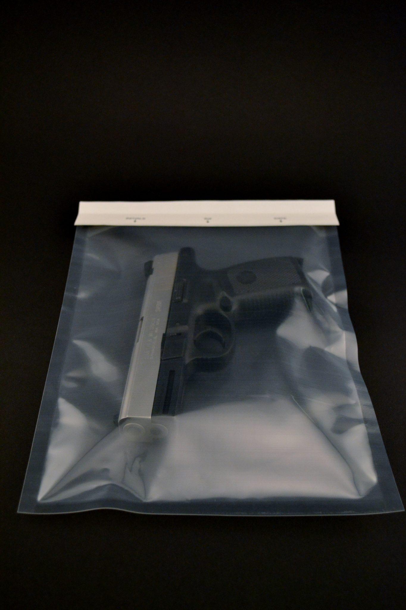 Evidence Bag 5.5 MIL 9″ x 12.75″ (Case of 1000)