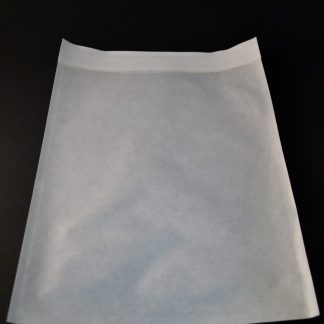 Paper and Plastic Evidence Bag