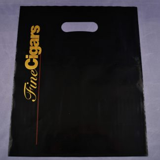Fine Cigar Shopping Bag (case of 1000)