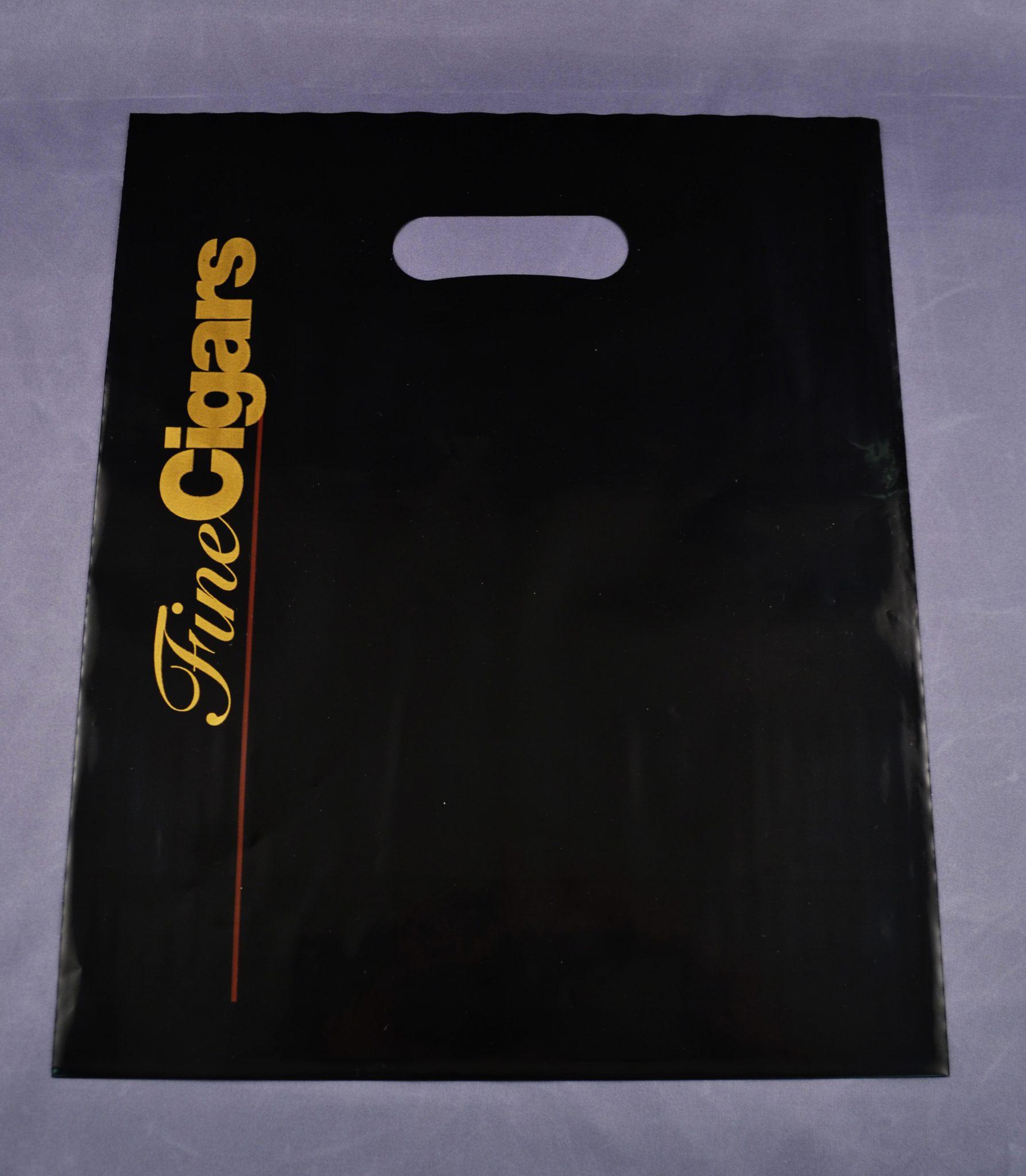 Fine Cigar Shopping Bag (case of 1000)