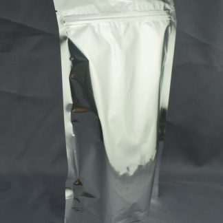 Metalized Foil Reclosable Stand Up Bag