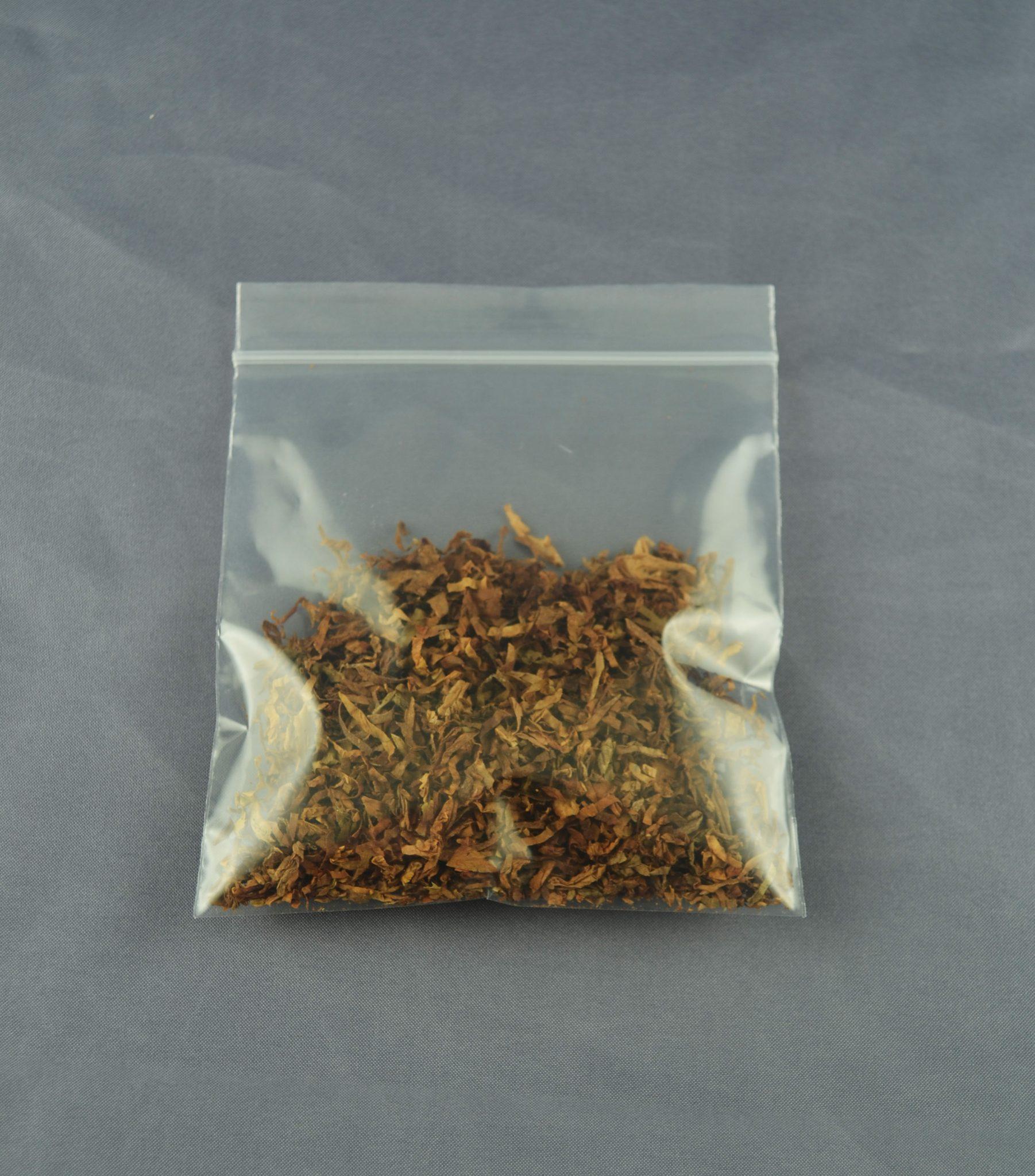 Reclosable Zip Bag 4 MIL