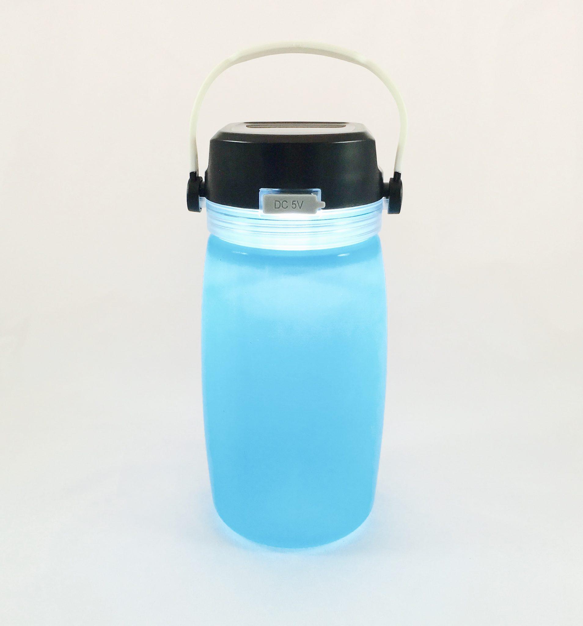 Gizadget™ Solar Lantern Humidor