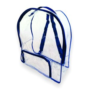 Clear PVC Backpack LG