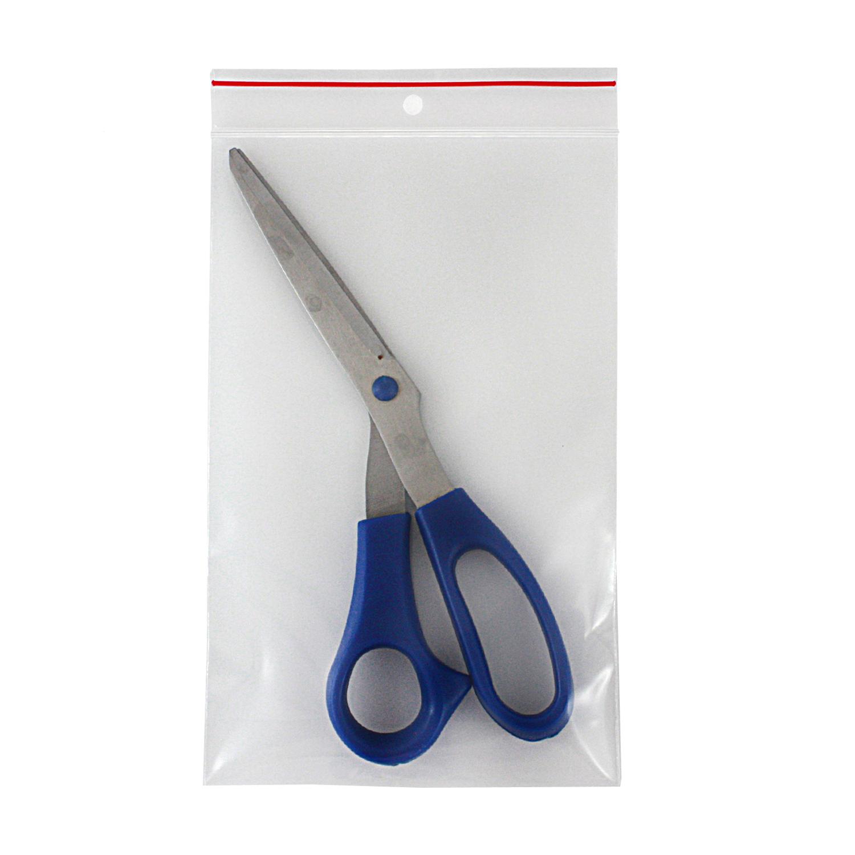 Minigrip Redline Reclosable Zip Bag 4 MIL