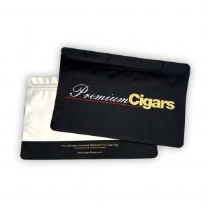 Foil Laminated Cigar Bag