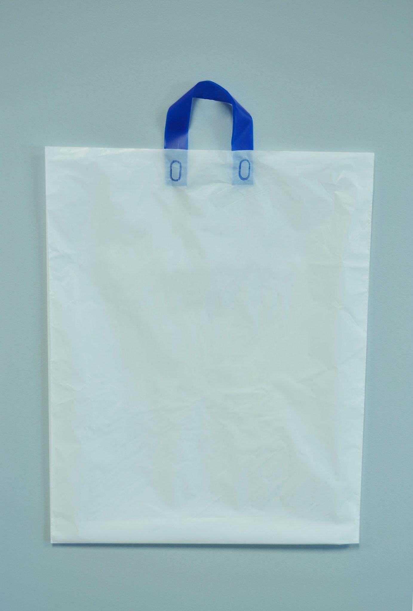 Loop Handle Carrier Bag