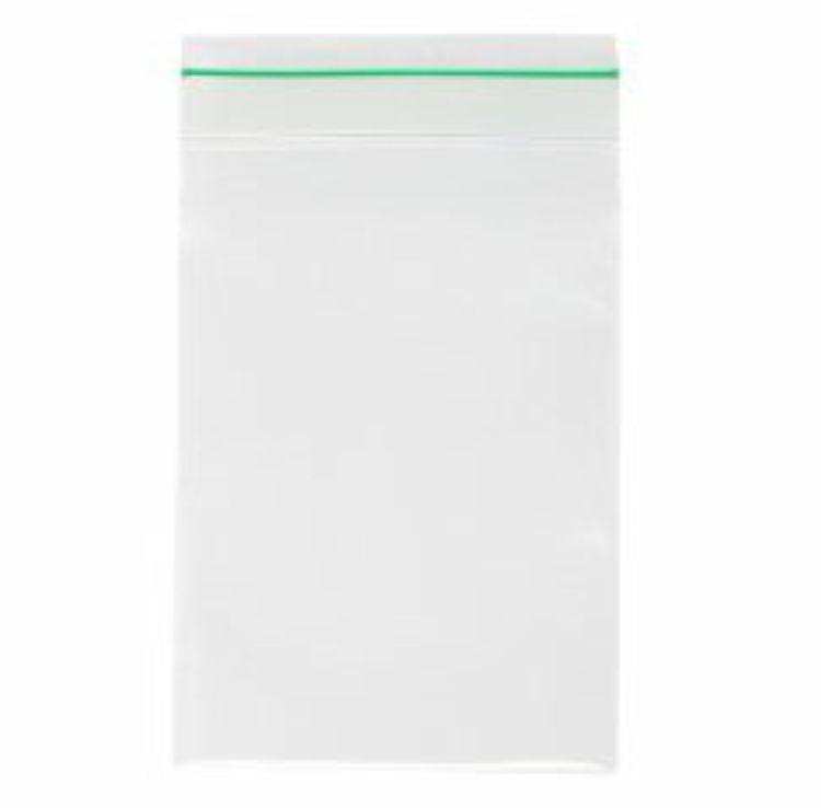 MINIGRIP GREENLINE Biodegradable Reclosable Zip Bags – Case of 1000